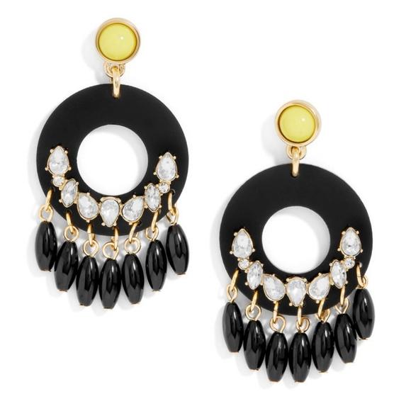BaubleBar Jewelry - BaubleBar Geometric Drop Earrings